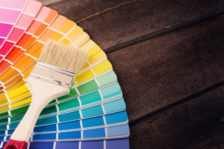 3 colour considerations to take into account when painting your school