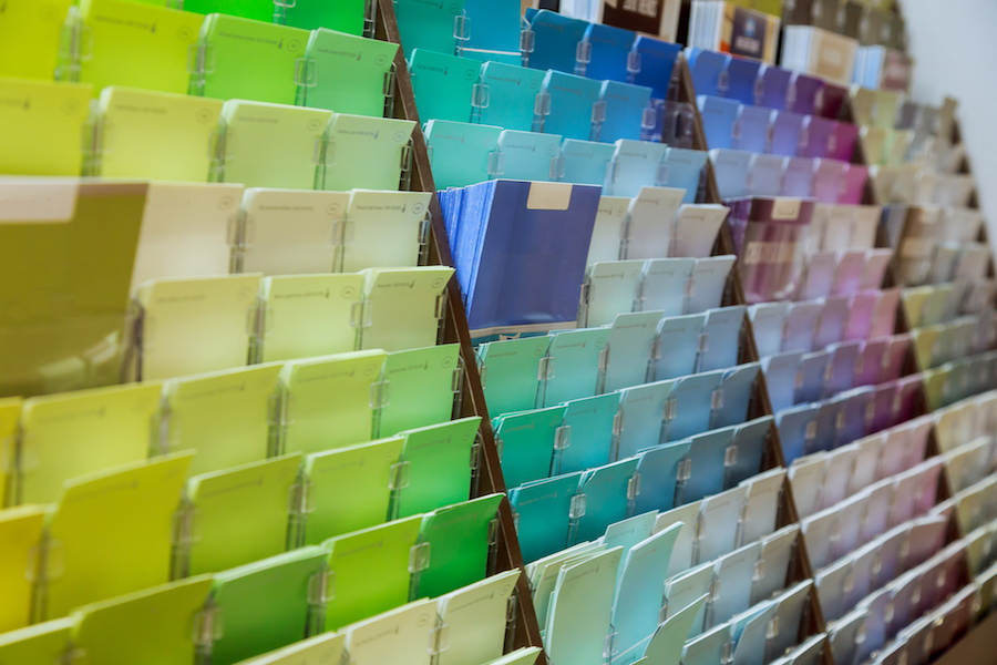 How To Choose The Best Paint Colour For Your Commercial Building