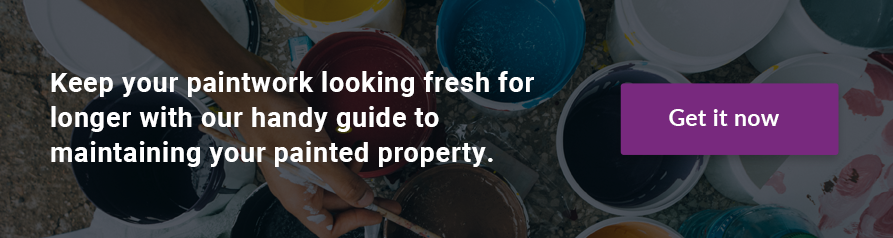 Maintaining Your Painted Property