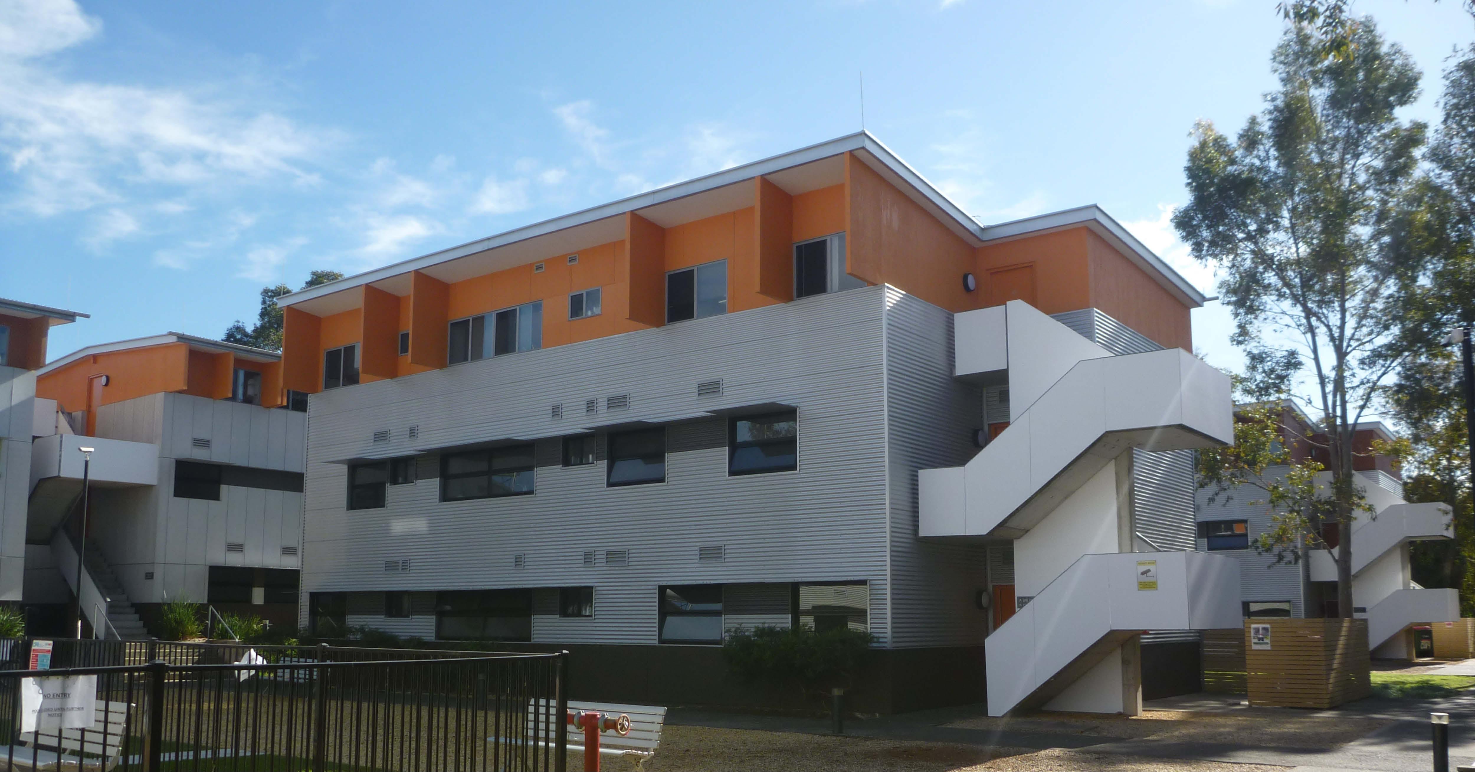 Campus Living Villages - Parramatta University