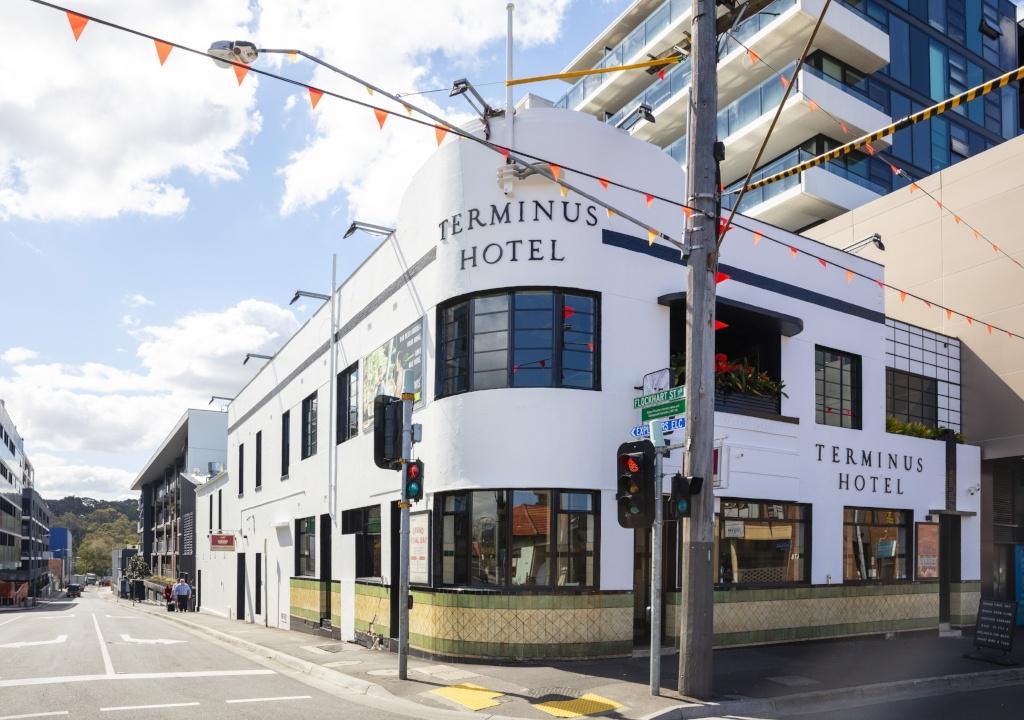 The Terminus Hotel