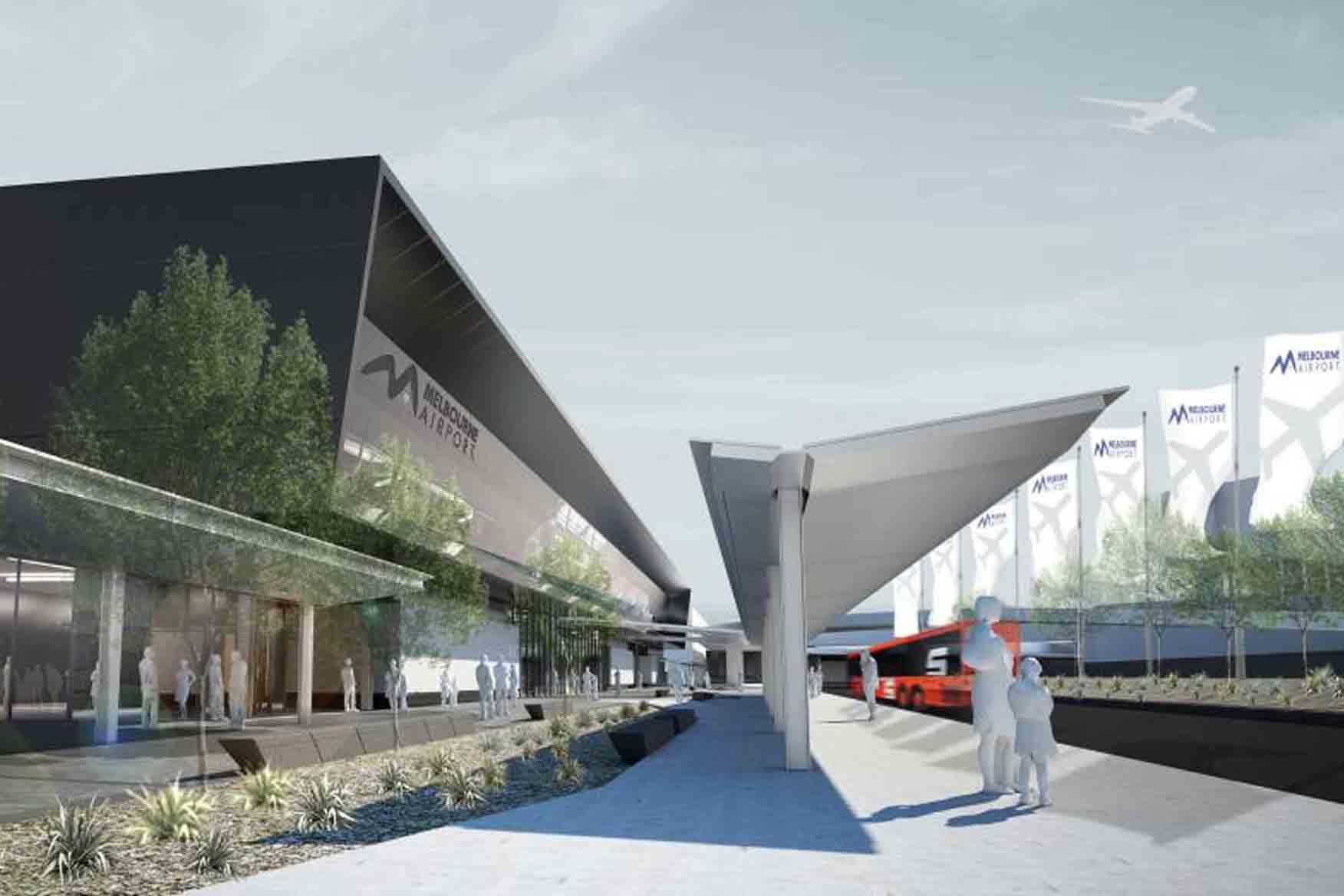 Melbourne Airport, T4
