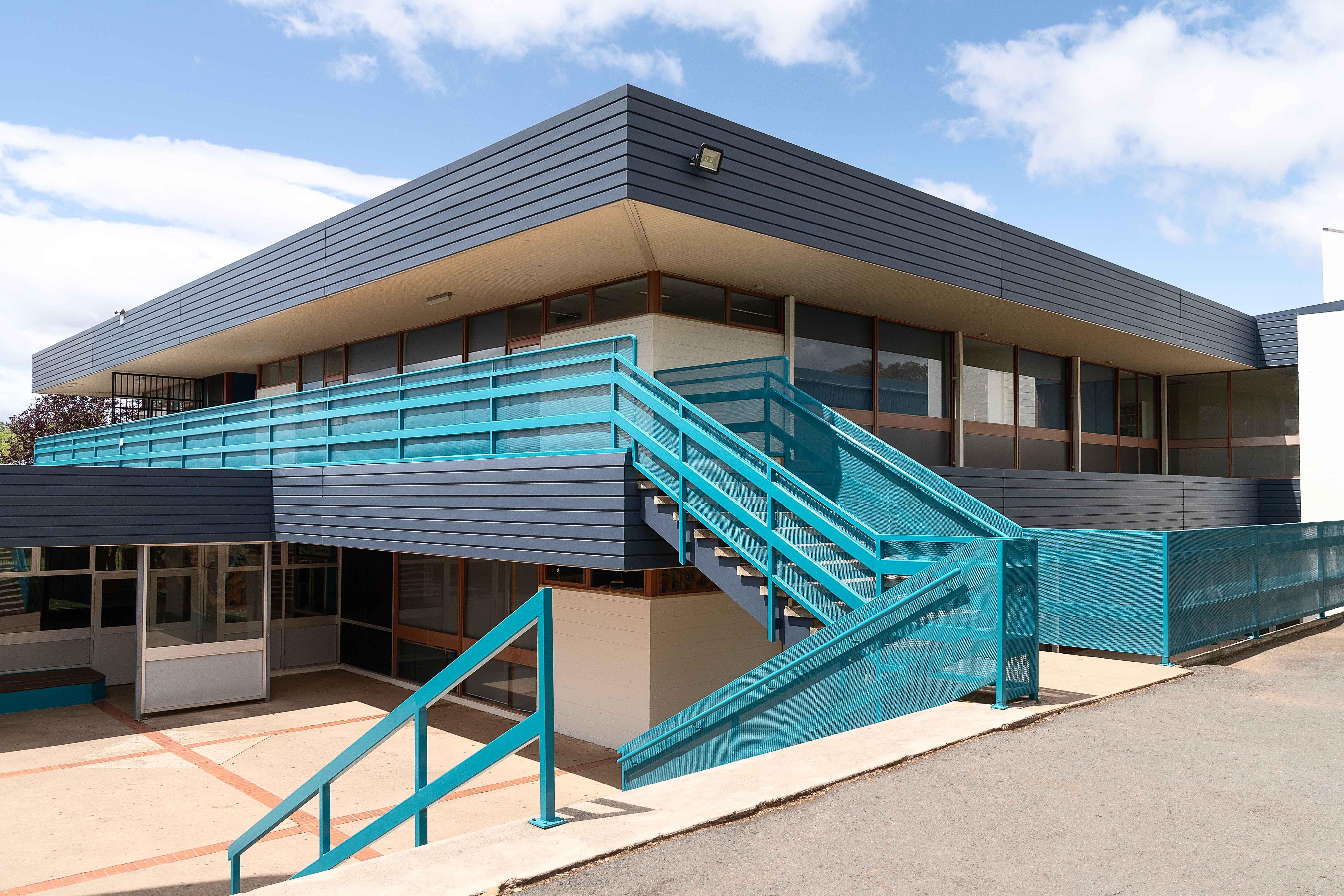 Melba Copland Secondary School