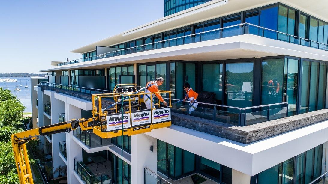 The Raffles Apartment Complex
