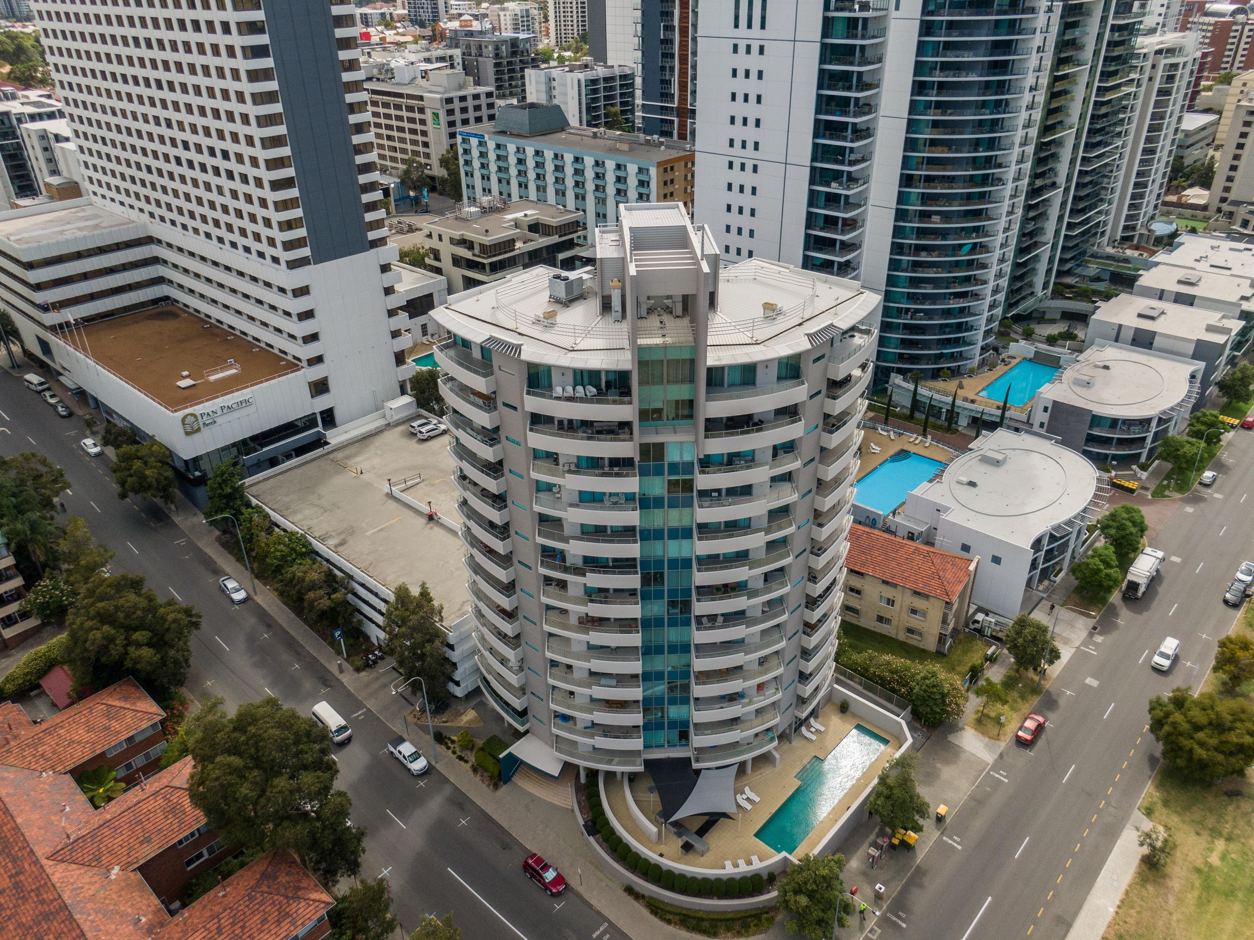 The Hemisphere Apartments East Perth